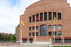 Williams Arena Royalty Free Stock Photography