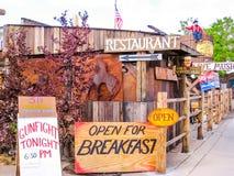 Williams breakfast restaurant Royalty Free Stock Photography