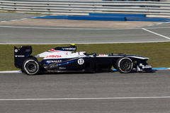 Williams F1 Team - Valtteri Bottas - 2013 Stock Photo