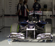 Williams F1 Stock Image