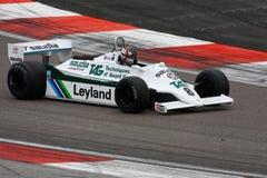 Williams F1 (ex- Alan Jones) Stock Photo
