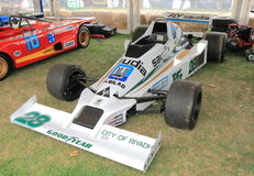 Williams Formula 1 racing car Royalty Free Stock Photo