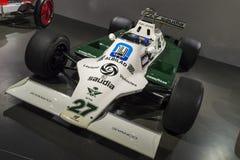 Williams FW07 Royalty Free Stock Photo