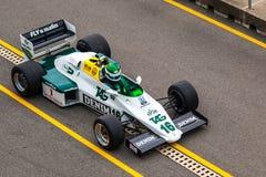 Williams FW08C F1 car Royalty Free Stock Image