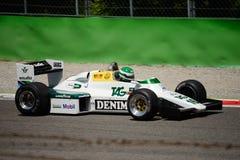 Williams FW08-C formel 1983 1 Royaltyfri Foto