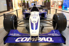 Williams FW25 BMW formula 1 car Stock Image