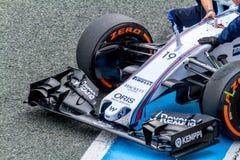 Williams Martini Racing F1 Team, Felipe Massa,2015 Stock Photo