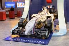 Williams Martini Racing Terrazza Imagenes de archivo