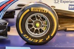 Williams Martini Racing Terrazza Royaltyfri Bild