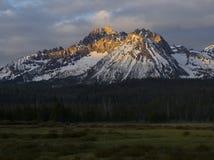 Williams Peak Stock Photo