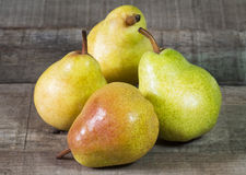 Williams pear fruit Royalty Free Stock Photo