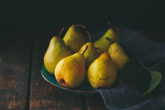 Williams Pears stock image