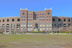 Williams Plaza at Langford Green on Florida State University Campus. Stock Photo