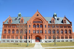 Williams Science Hall, University of Vermont Royalty Free Stock Photo