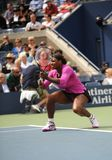 Williams Serena agli Stati Uniti apre 2009 (158) Fotografia Stock Libera da Diritti