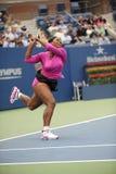Williams Serena agli Stati Uniti apre 2009 (194) Fotografia Stock