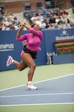 Williams Serena aux USA ouvrent 2009 (194) Photo stock