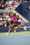 Williams Serena bij de V.S. opent 2009 (165) Stock Afbeeldingen