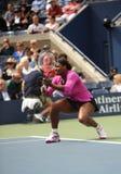 Williams Serena em E.U. abre 2009 (158) Fotografia de Stock Royalty Free