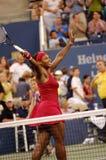 Williams Serena in US öffnen 2008 (15) Stockfotos