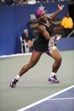 Williams Serena in US öffnen 2009 (110) Lizenzfreies Stockfoto