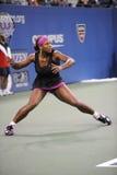 Williams Serena in US öffnen 2009 (123) Lizenzfreie Stockbilder