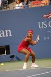Williams Serena at US Open 2008 (12) Stock Photo