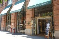 Williams-Sonoma royalty-vrije stock afbeelding