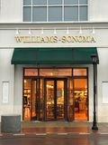 Williams - Sonoma, Legacy Place, Dedham, MA Stock Photography
