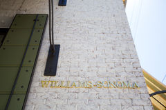 Williams-Sonoma Portland Oregon royalty-vrije stock afbeelding
