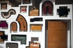 WILLIAMS tienda un 16 de diciembre de 2013 HECHO A MANO Foto de archivo