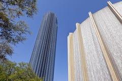 Williams Tower à Houston, le Texas photos libres de droits