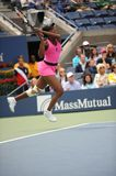 Williams Venus at US Open 2009 (179) Royalty Free Stock Image