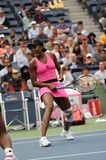 Williams Venus at US Open 2009 (179) Stock Photography