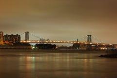 Williamsburg Bridge Stock Photos