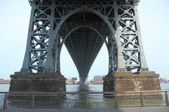 Williamsburg Bridge in New York City Stock Photography