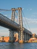 Williamsburg Bridge Royalty Free Stock Photo
