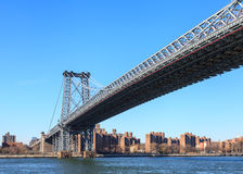 Williamsburg Bridge Stock Photos