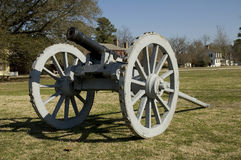 Free Williamsburg Cannon Stock Images - 18299344