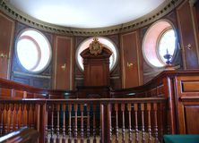 Williamsburg colonial Imagens de Stock Royalty Free