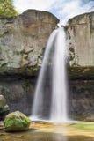 Williamsport spadków skok do wody Zdjęcia Royalty Free