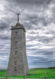 Williamstown Timeball Tower. The Timeball Tower in Williamstown, Victoria, Australia Stock Photos