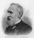 WilliamThomson 1. Baron Kelvin lizenzfreies stockbild