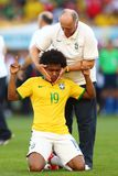 Willian Coupe du Monde 2014 Royalty Free Stock Photos