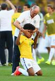 Willian Coupe du Monde 2014 Stock Photography