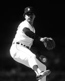 Willie Hernandez. Detroit Tigers closer Willie Hernandez. (Image taken from B&W negative stock image