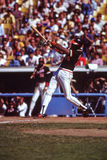 Willie McCovey, San Francisco Giants Lizenzfreie Stockbilder