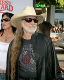 Willie Nelson. Dukes of Hazzard Premiere Grauman's Chinese Theater Los Angeles, CA July 28, 2005 Royalty Free Stock Image