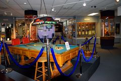 Willie Nelson and Friends Museum and General Store. The Willie Nelson and Friends Museum and General Store at Nashville, Tennessee, USA on March 20, 2018 Royalty Free Stock Image