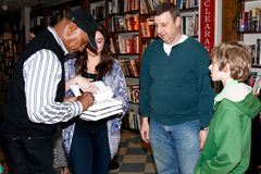 Willie Randolph. HUNTINGTON, NY-MAY 16: Former MLB player/manager Willie Randolph signs copies of his book The Yankee Way at Book Revue on May 16, 2014 in Royalty Free Stock Photography